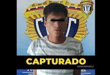 """Capturado alias """"Mechón"""""""
