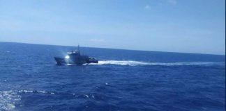 naufragio en La Tortuga - naufragio en La Tortuga