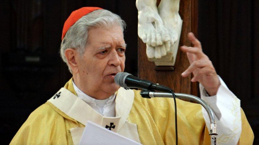 Restos del cardenal Urosa serán inhumados - Restos del cardenal Urosa serán inhumados