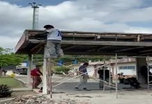 Obras en CDI de La Manguita - Obras en CDI de La Manguita