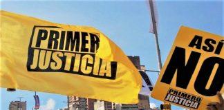 Primero Justicia manejar activos - Primero Justicia manejar activos