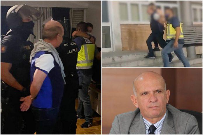 Hugo Carvajal declaró a la policía española que