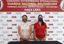 Detenidas empleadas del C.C. Metrópolis Barquisimeto - Detenidas empleadas del C.C. Metrópolis Barquisimeto