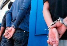 Detienen a tres hombres por extorsión