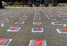 Cicpc incautó panelas de cocaína en El Morro
