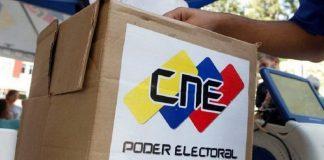 Elecciones CNE anunció que 70 mil 244 candidatos