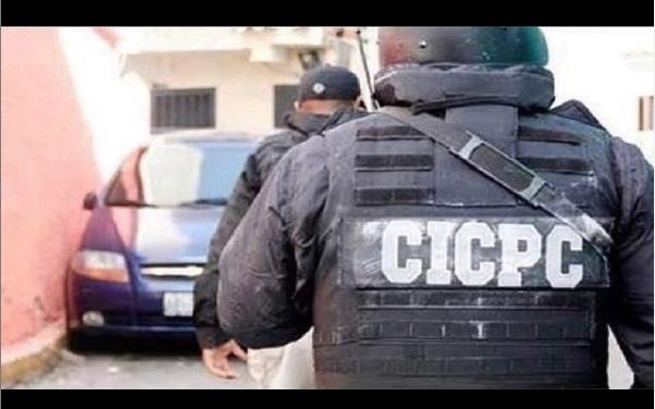 falso funcionario del CICPC - falso funcionario del CICPC