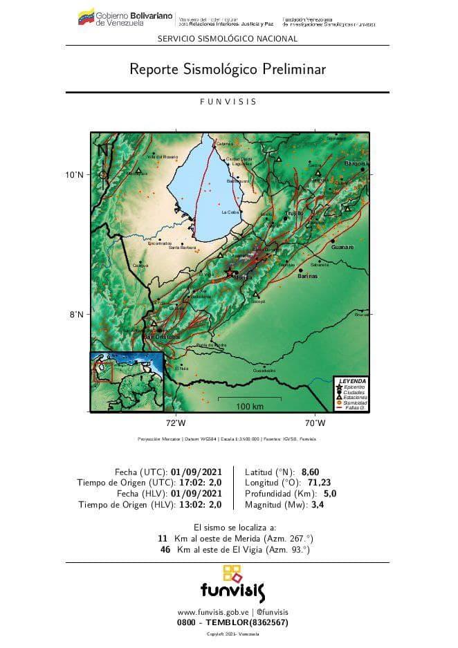 temblor en Mérida - temblor en Mérida
