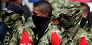 Ataque de guerrilleros del ELN en Arauca dejó cinco militares muertos