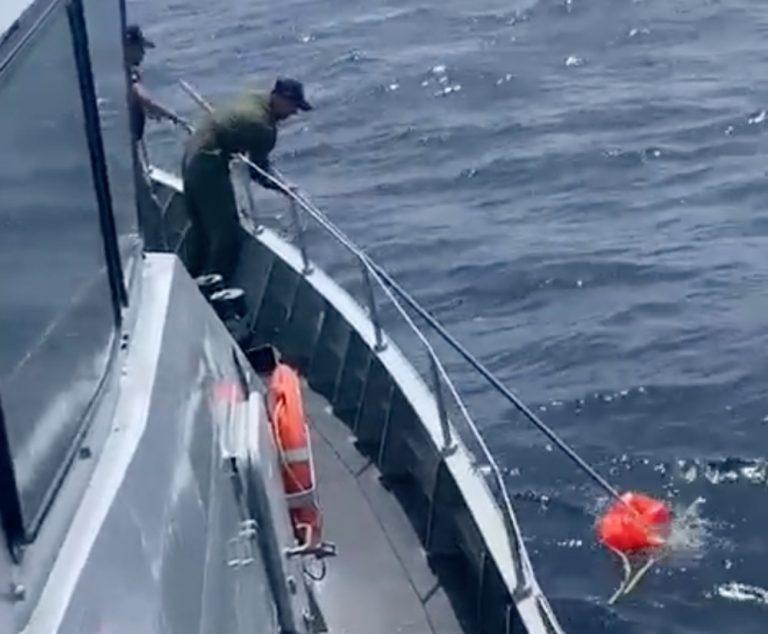 Avión del INAC avistó objetos flotantes al suroeste de Los Roques