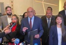 Chavismo en la mesa de negociaciones - Chavismo en la mesa de negociaciones