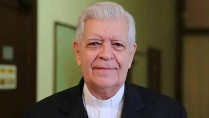 Internaron al cardenal Jorge Urosa en terapia intensiva