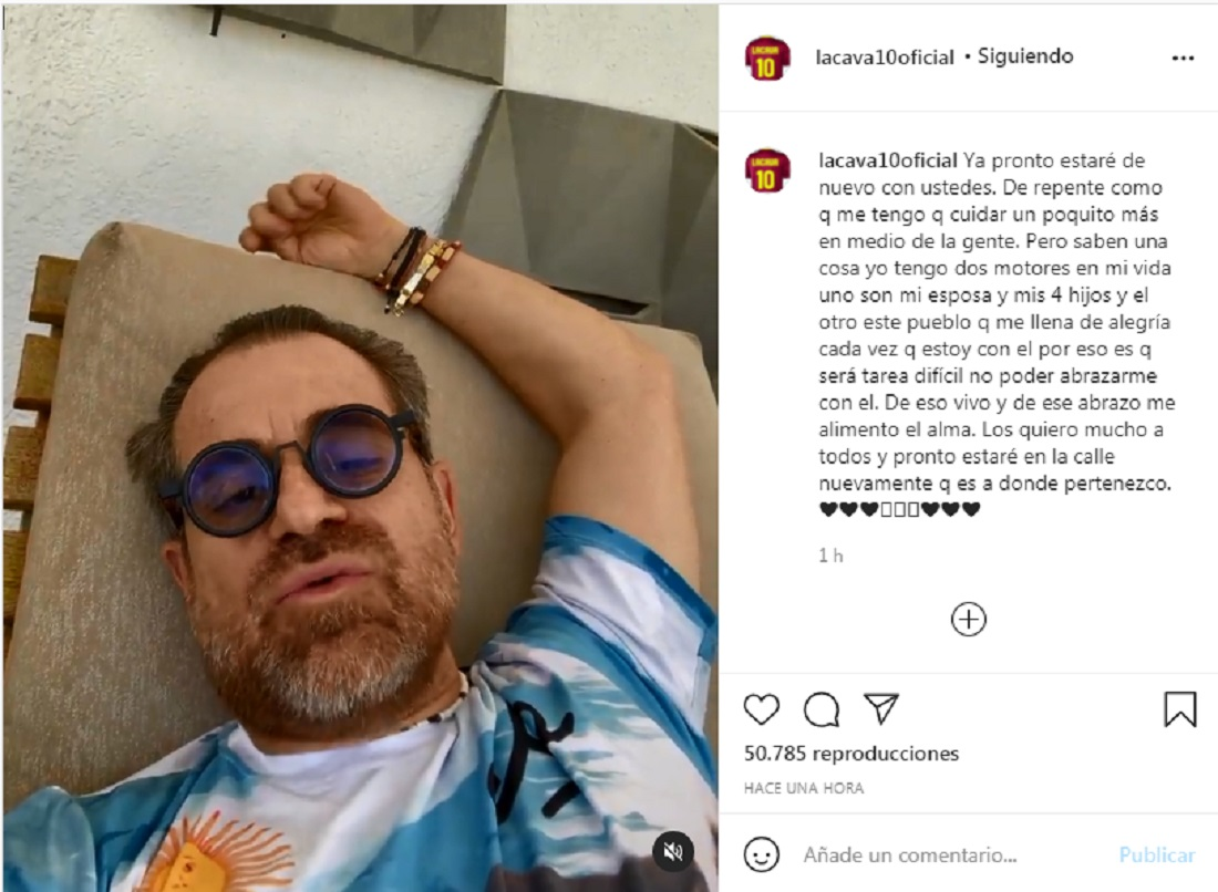 Rafael Lacava contraer covid-19 - Rafael Lacava contraer covid-19