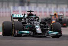 Hamilton gana el GP de Rusia