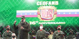 Maduro denunció que grupos terroristas de Colombia se infiltran en Venezuela