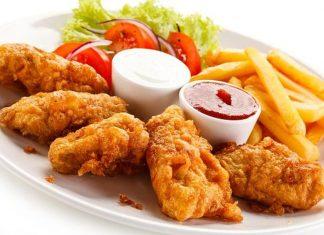 Pollo a la broster casero - Pollo a la broster casero