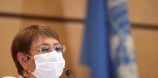 Michelle Bachelet solicitó que levanten la sanciones contra Venezuela