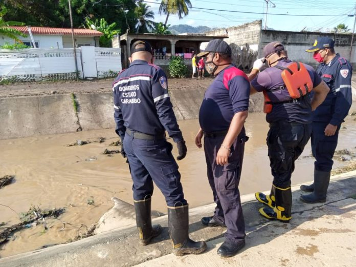 10 sectores afectados en Juan José Mora - 10 sectores afectados en Juan José Mora