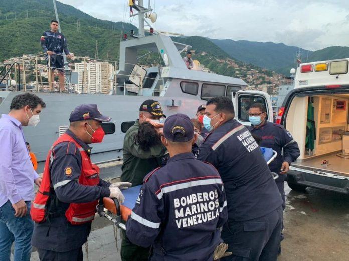 Sobreviviente del naufragio a La Tortuga - Sobreviviente del naufragio a La Tortuga