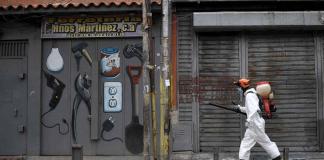 Venezuela registró 834 nuevos casos de Covid-19
