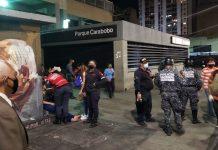 estación Parque Carabobo del Metro de Caracas - estación Parque Carabobo del Metro de Caracas