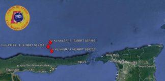 Bandas de piratas secuestraron velero Klinker - Bandas de piratas secuestraron velero Klinker