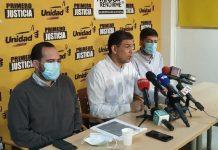 Carlos Ocariz y David Uzcátegui disputan candidatura - Carlos Ocariz y David Uzcátegui disputan candidatura