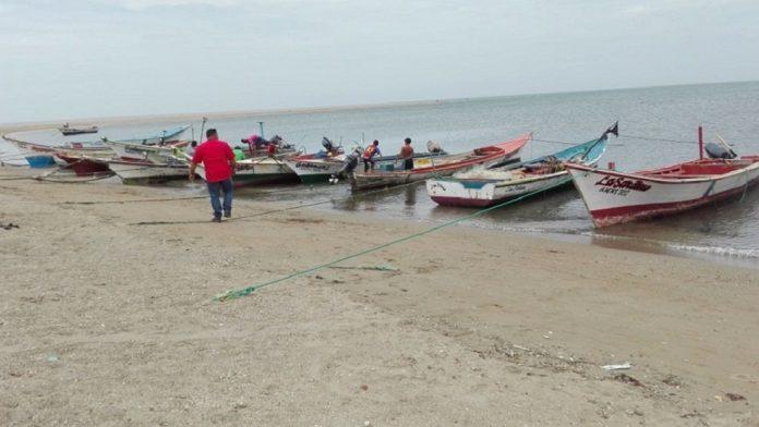 Restringen navegación entre La Blanquilla a Higuerote - Restringen navegación entre La Blanquilla a Higuerote