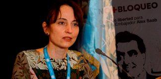 relatora ONU Alex Saab