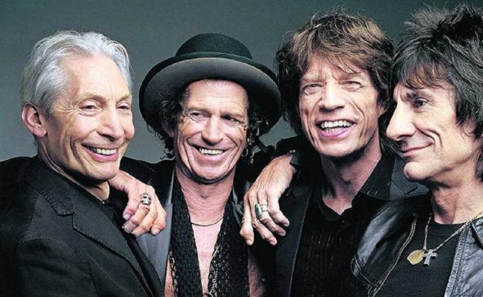 Rolling Stones recordaron a Charlie Watts - Rolling Stones recordaron a Charlie Watts
