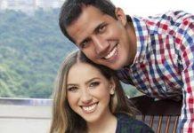 Nació segunda hija de Juan Guaidó - Nació segunda hija de Juan Guaidó