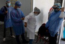 Reportados457 casos de Covid-19 entre el personal de salud