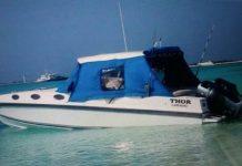 Embarcación de La Tortuga - Embarcación de La Tortuga