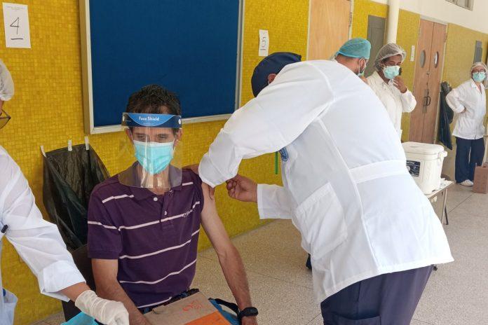 UCV inició el proceso de vacunación contra el Covid-19