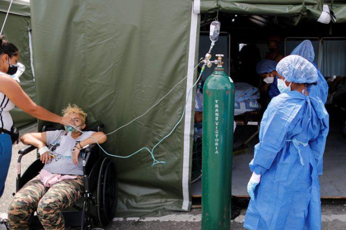 Venezuela registró 892 nuevos casos de Covid-19
