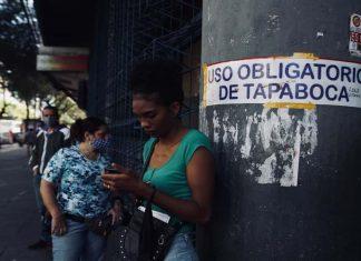 Venezuela registró 1.216nuevos casos de Covid-19