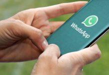 mensaje de Traki difundido por WhatsApp