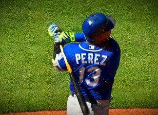 Salvador Pérez igualó marca de más cuadrangulares para un receptor en una temporada