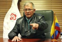 Exlíder de las FARC Rodrigo Granda regresa a Colombia - Exlíder de las FARC Rodrigo Granda regresa a Colombia