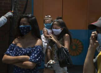 Venezuela registró 1.254 nuevos casos de Covid-19