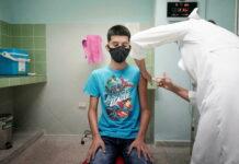 Inicia laVacunación contra el Covid-19 de niños mayores de 12 años