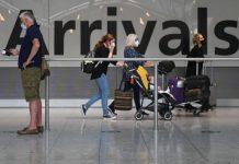 """Reino Unido retiró a 47 países de su """"lista roja"""" de restricciones a viajes internacionales"""