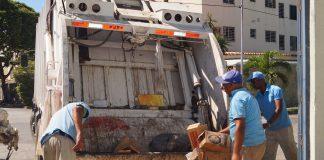 más de 26 mil toneladas de desechos