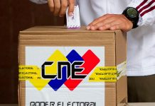 CNE informó que se efectuará simulacro de votación