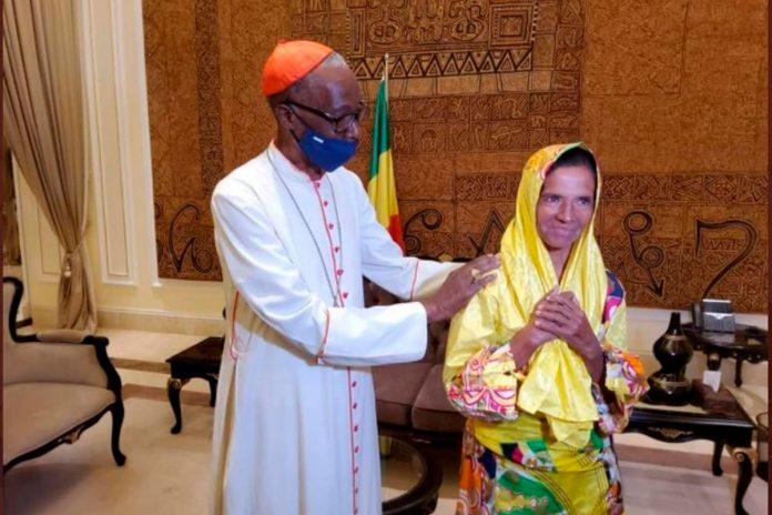 Colombia confirmó liberación de la monja secuestrada en Mali en 2017