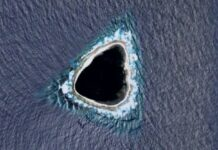 """agujero negro"" en Google Maps - ""agujero negro"" en Google Maps"