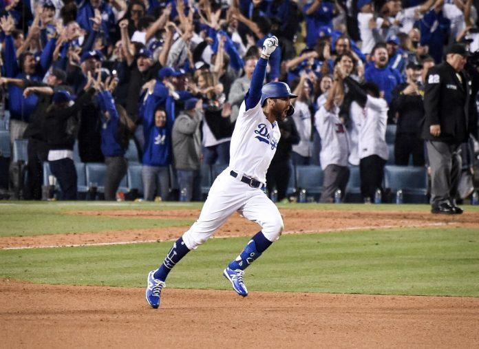 Serie Divisional Dodgers de Los Ángeles dejaron en el terreno a Cardenales de San Luis gracias a jonrón de Chris Taylor