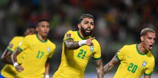 Venezuela cayó ante Brasil por las Eliminatorias Mundialistas a Qatar 2022