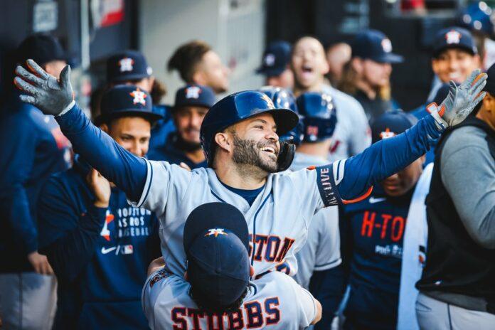 Astros avanzaron a su quinta Serie de Campeonato consecutiva
