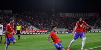 Chile le propinó un nuevo revés a La Vinotinto en las eliminatorias a Qatar